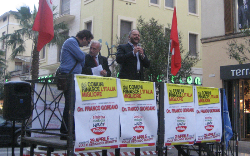 Spadoni, Giordano e Gaspari