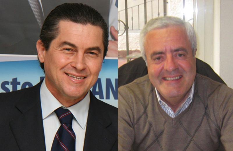 Augusto Di Stanislao e Leandro Pollastrelli