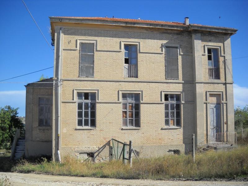 ex Scuola Rurale di contrada Messieri, località San Savino.