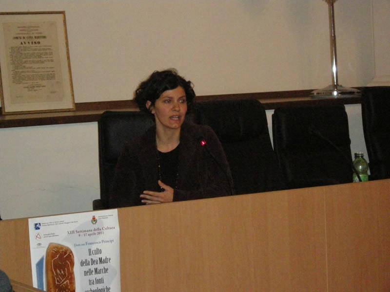Francesca Principi