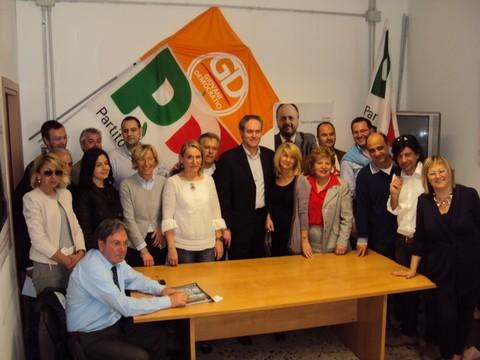 I candidati per la lista Pd alle prossime elezioni comunali