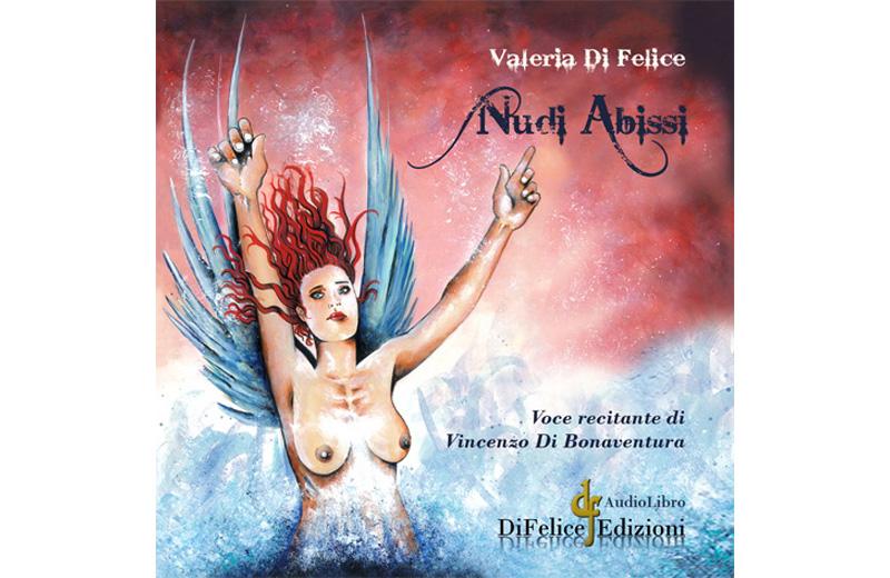 Nudi Abissi (copertina di Rossano Piccioni)