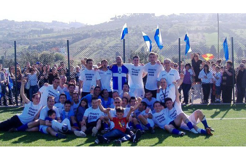 Il Villa Fiore festeggia la promozione