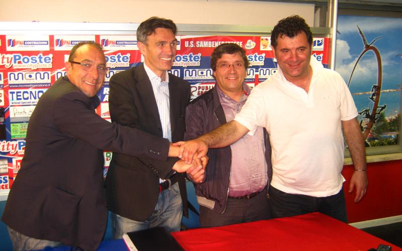 Bartolomei, Cimmino, Pignotti, Spadoni