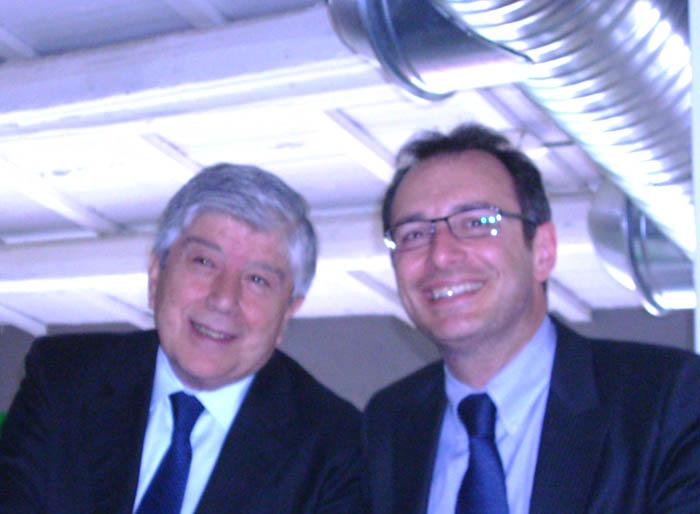 Giacomo Caliendo e Bruno Gabrielli