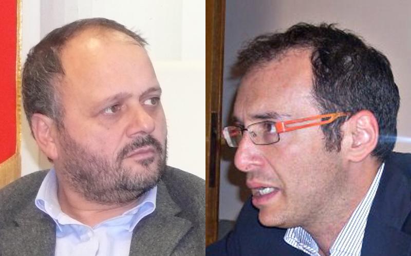 Gaspari e Gabrielli, faccia a faccia