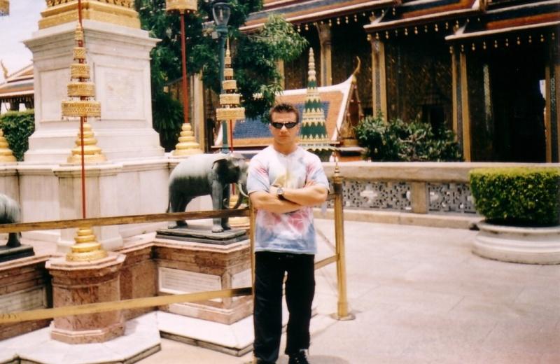 Massimiliano Ratta, Bangkok, palazzo reale (giugno 2004)