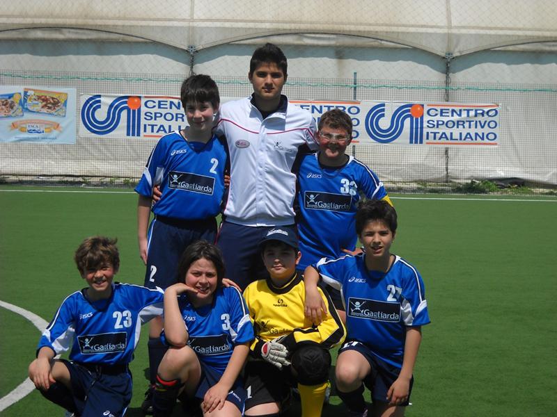 La Gagliarda B under 12-1
