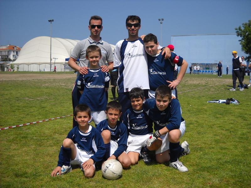 La Gagliarda under 10, campione regionale