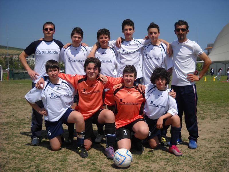 La Gagliarda under 14