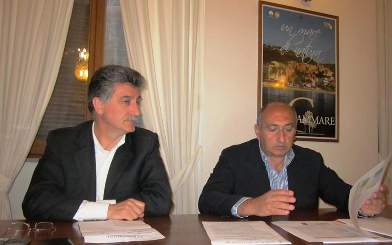 Luigi Merli e Cesare Augusto Carboni