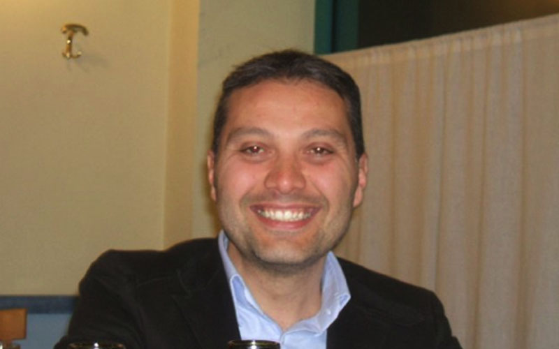 Marco Curzi, assessore allo Sport