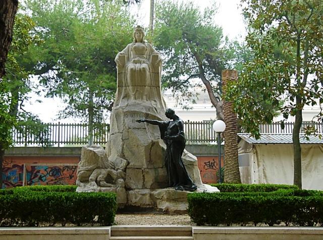 Monumento all'Unità d'Italia, Grottammare