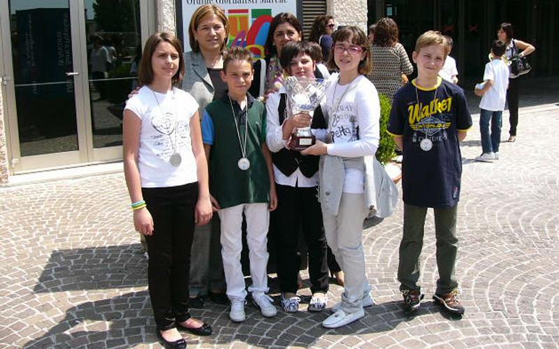 Premio per il miglior giornale scolastico al Terzo Circolo