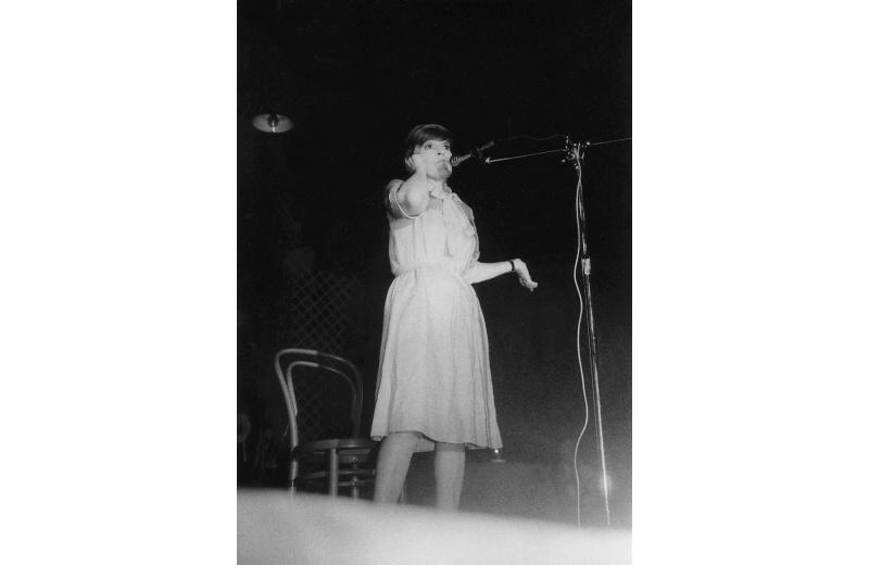 Franca Valeri1985 (Uno scatto di Michele Rossi)
