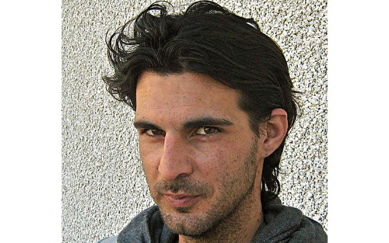 """Vincenzo Liberati, """"sambenedettese doc"""", 27 anni, candidato consigliere comunale nell'Idv"""