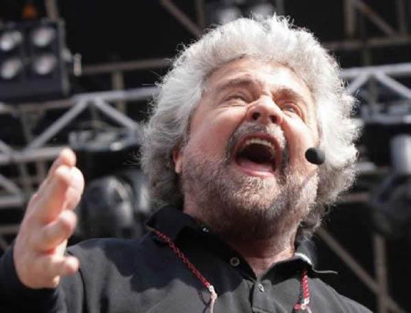 Beppe Grillo, in Riviera l'11