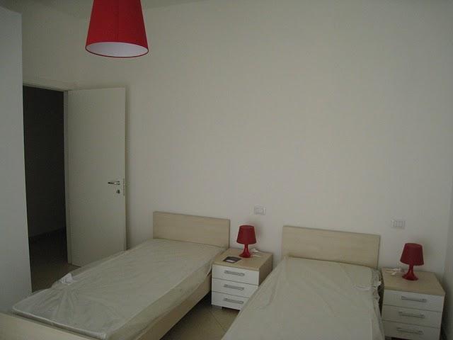 Comunità-alloggio di via Mameli, camera da letto