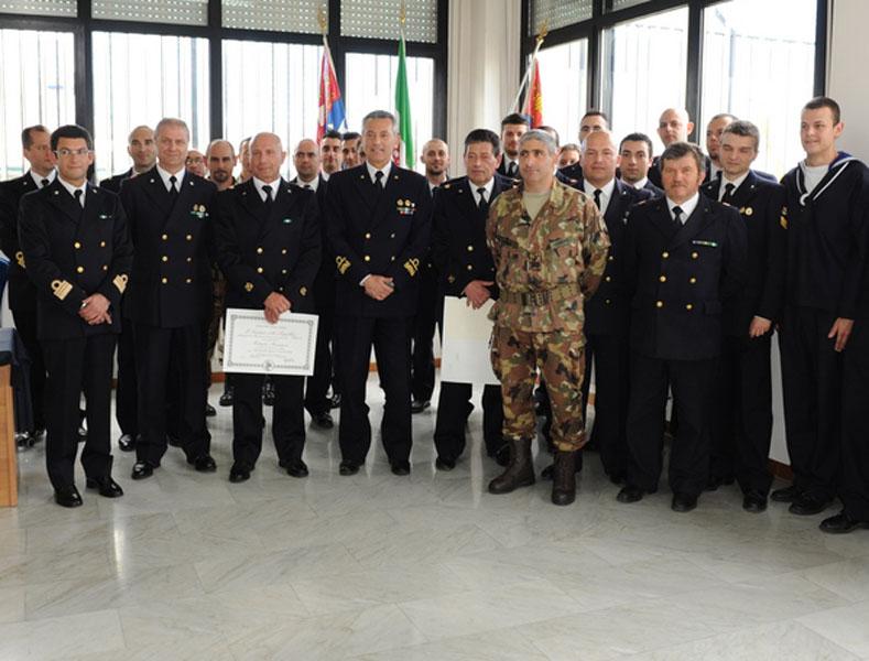 Capitaneria di Porto, consegnate onorificenze e promozioni