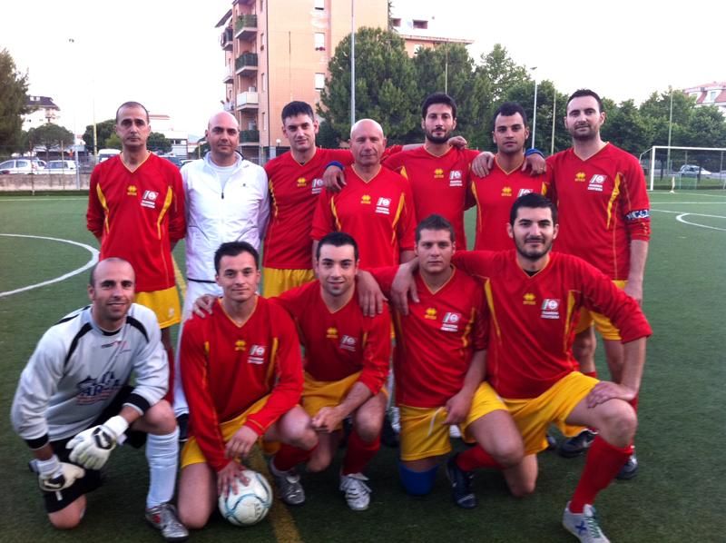 La squadra della Capitaneria di Porto
