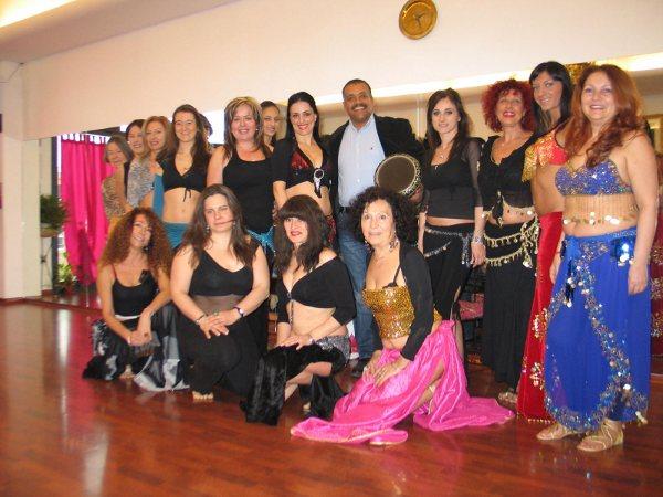 Danza orientale, ripartono gli stage
