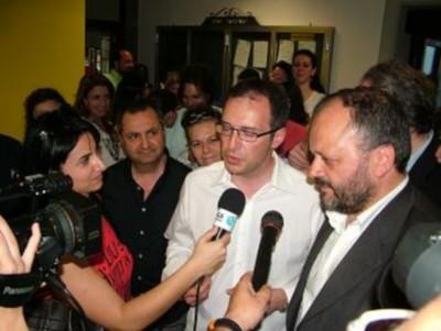 Gaspari e Gabrielli, prove di dialogo