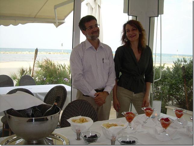 Sergio Di Renzo e Carla Ulissi
