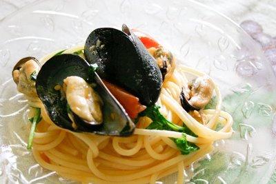 Spaghetti e cozze con Riviera Oggi