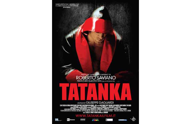 Tatanka, la locandina