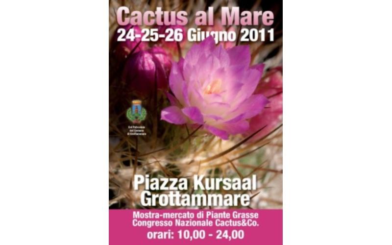 Cactus al Mare 2011 (locandina)