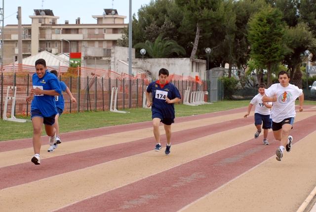 Atletica leggera Paralimpica, la Cavalluccio Marino si fa onore nella tappa sambenedettese