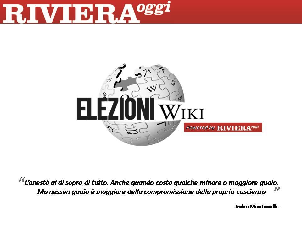 Elezioni wiki per RivieraOggi.it