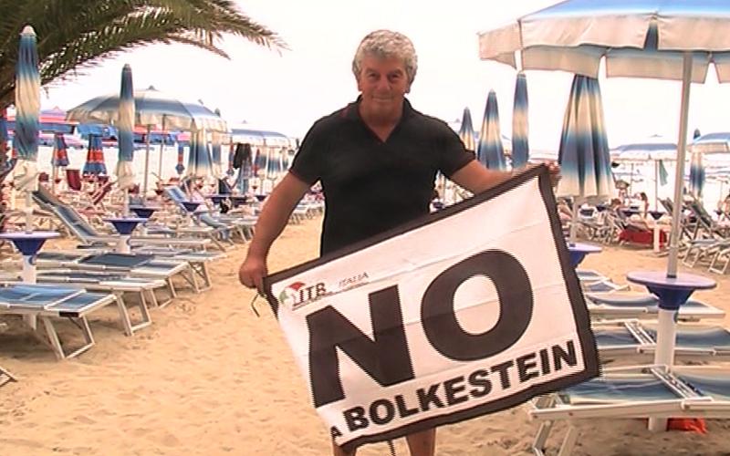 Concessionari di spiaggia, no alla Bolkestein
