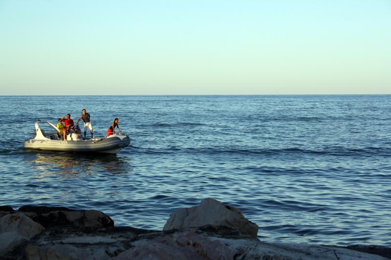 Guardia Costiera e Vigili del Fuoco: squadre subacquee in azione (foto d'archivio)