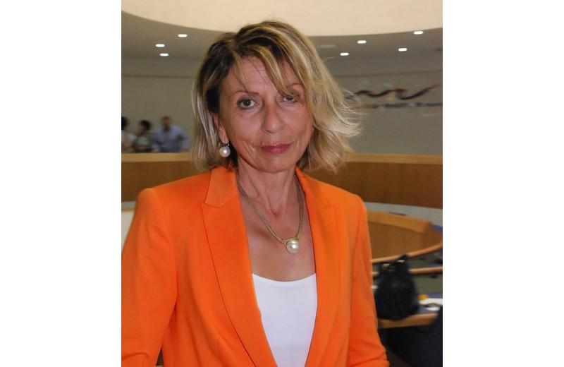 Loredana Emili (capogruppo del Pd)
