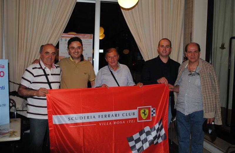 Presentazione Raduno Ferrari del 4 e 5 giugno 2011