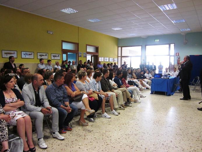 Virgo Laureatana conferenza