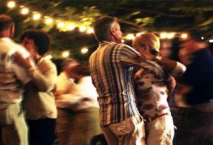Dancing sotto le stelle