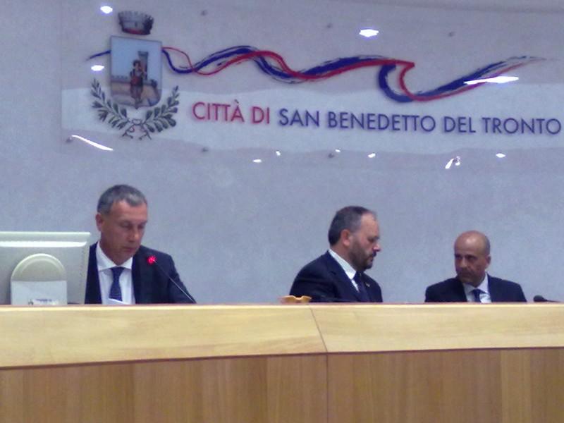 Calvaresi, Gaspari, Fanini