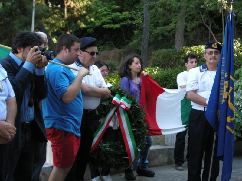 Celebrazioni del 2 giugno a Cupra