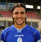 Andrea D'Agostino con la maglia del Pavia (da calciatori.com)