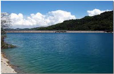 il lago di Gerosa (foto Google)