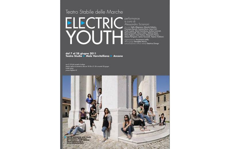 Sciarroni e il suo nuovo Electric Youth