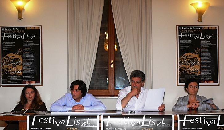 Conferenza Festival Liszt 2011