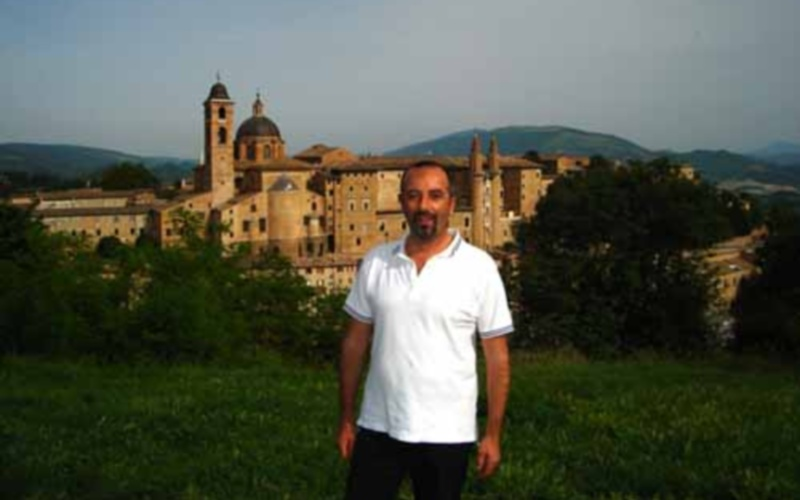 Manuel Cohen a Urbino