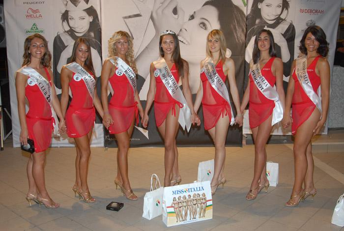 Miss Italia, le selezioni di martedì 12 luglio al Club 23 (foto Troiani)
