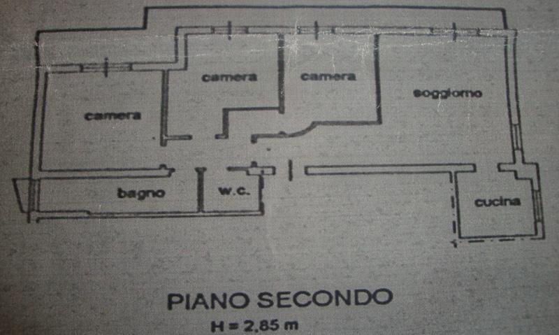 Vendesi appartamento in via Stoppani, a San Benedetto
