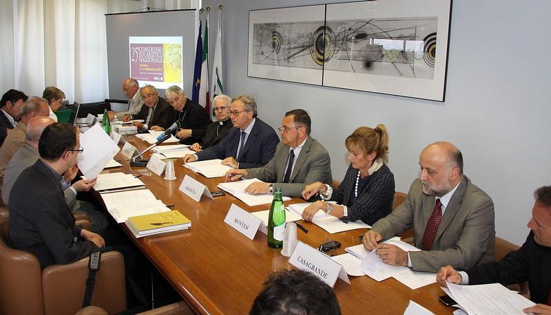 commissione generale del XXV Congresso Eucaristico Nazionale