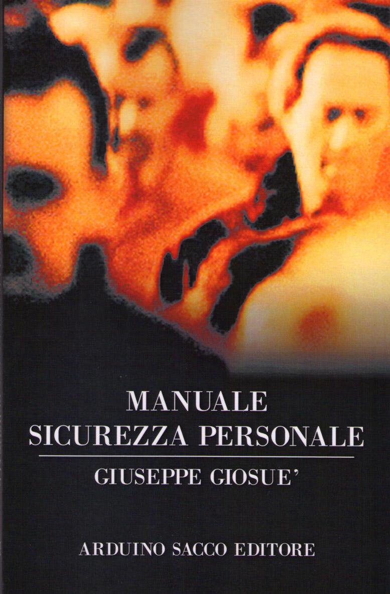 copertina Manuale Sicurezza Personale