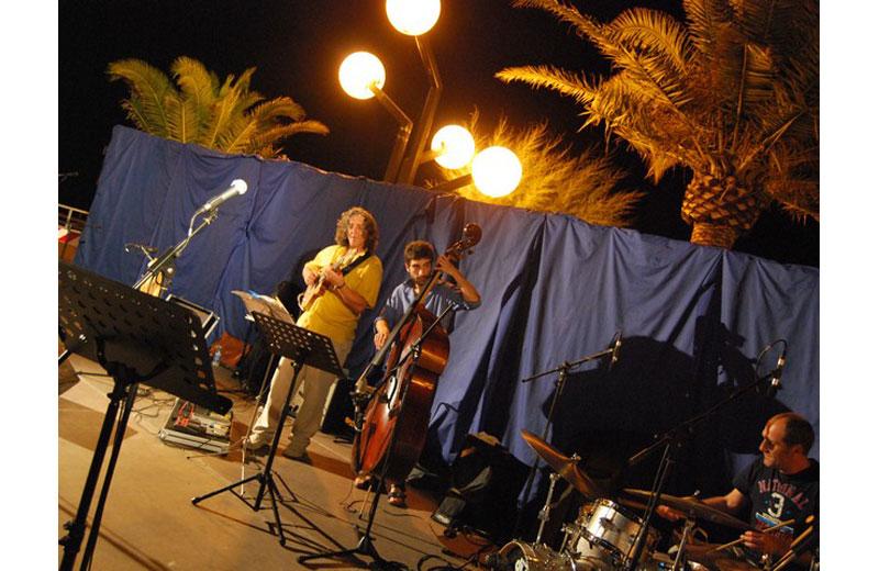 Martinbook Festival 2011 - i Giacinto Cistola Trio